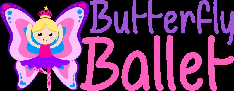 Butterfly Ballet Retina Logo